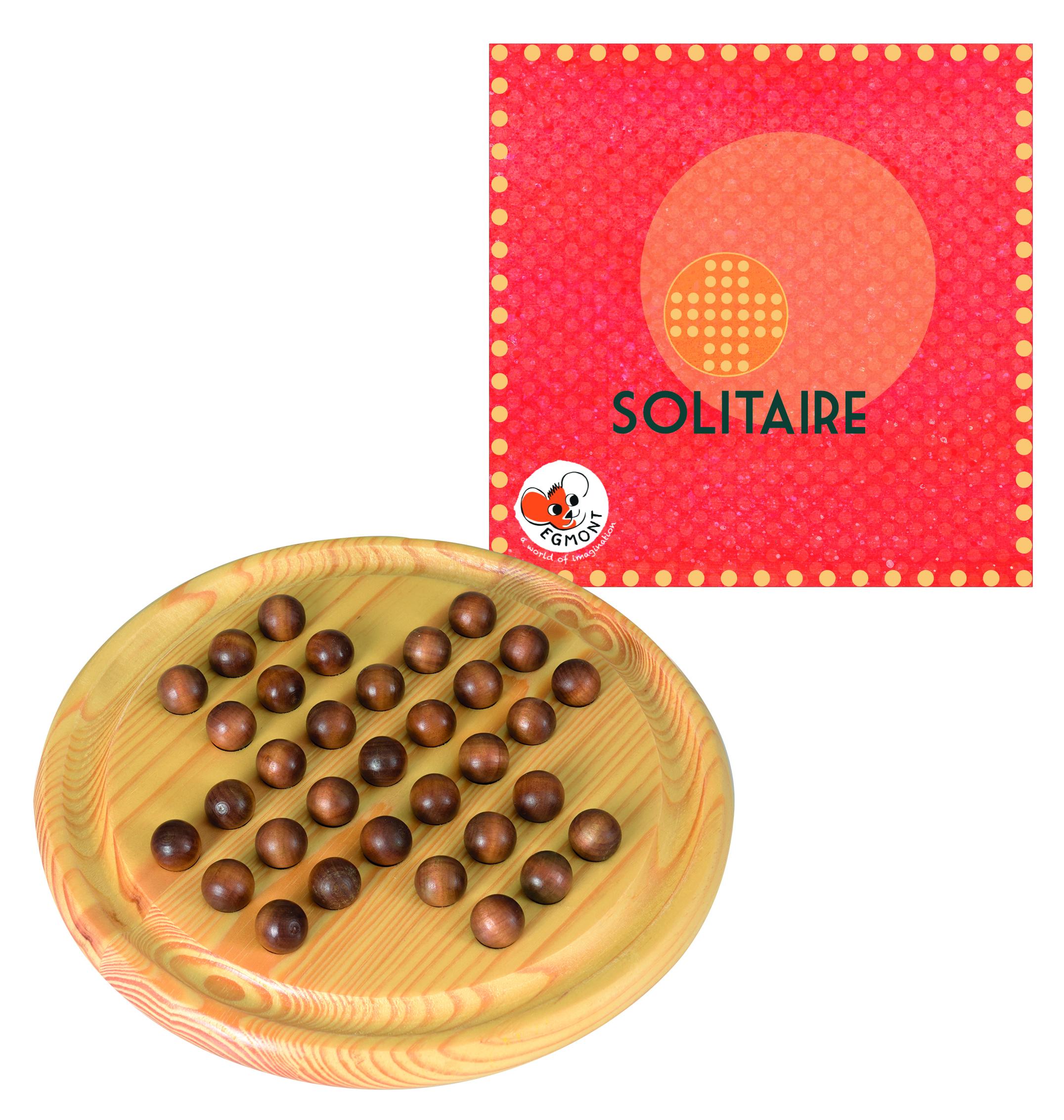 Joc Solitaire Egmont 0