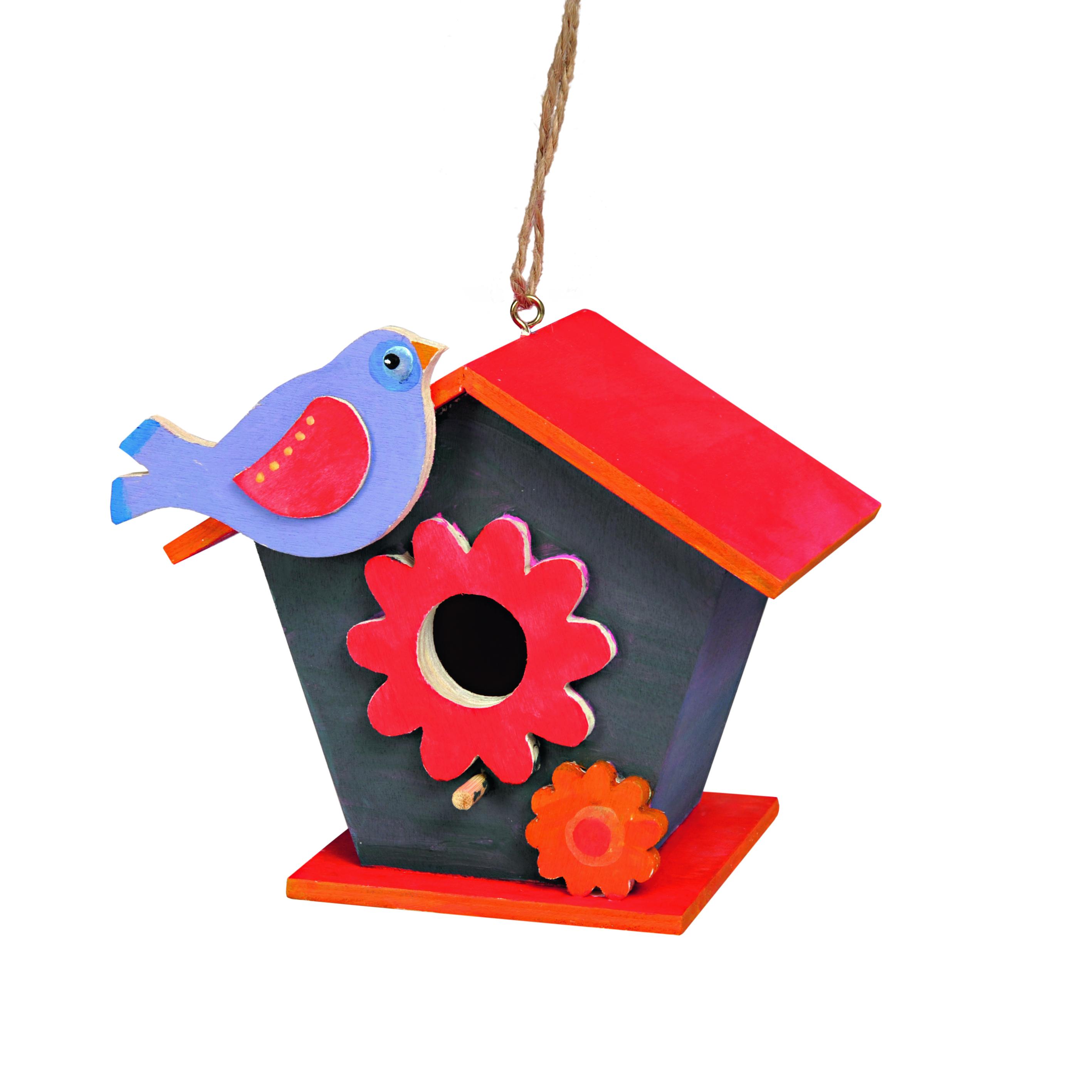 Căsuța păsărelelor, machetă 3D [0]