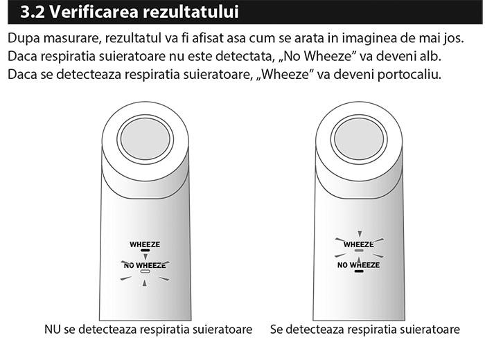 Detectare-respiratie-suieratoare-Omron-WheezeScan--verificare-rezultat