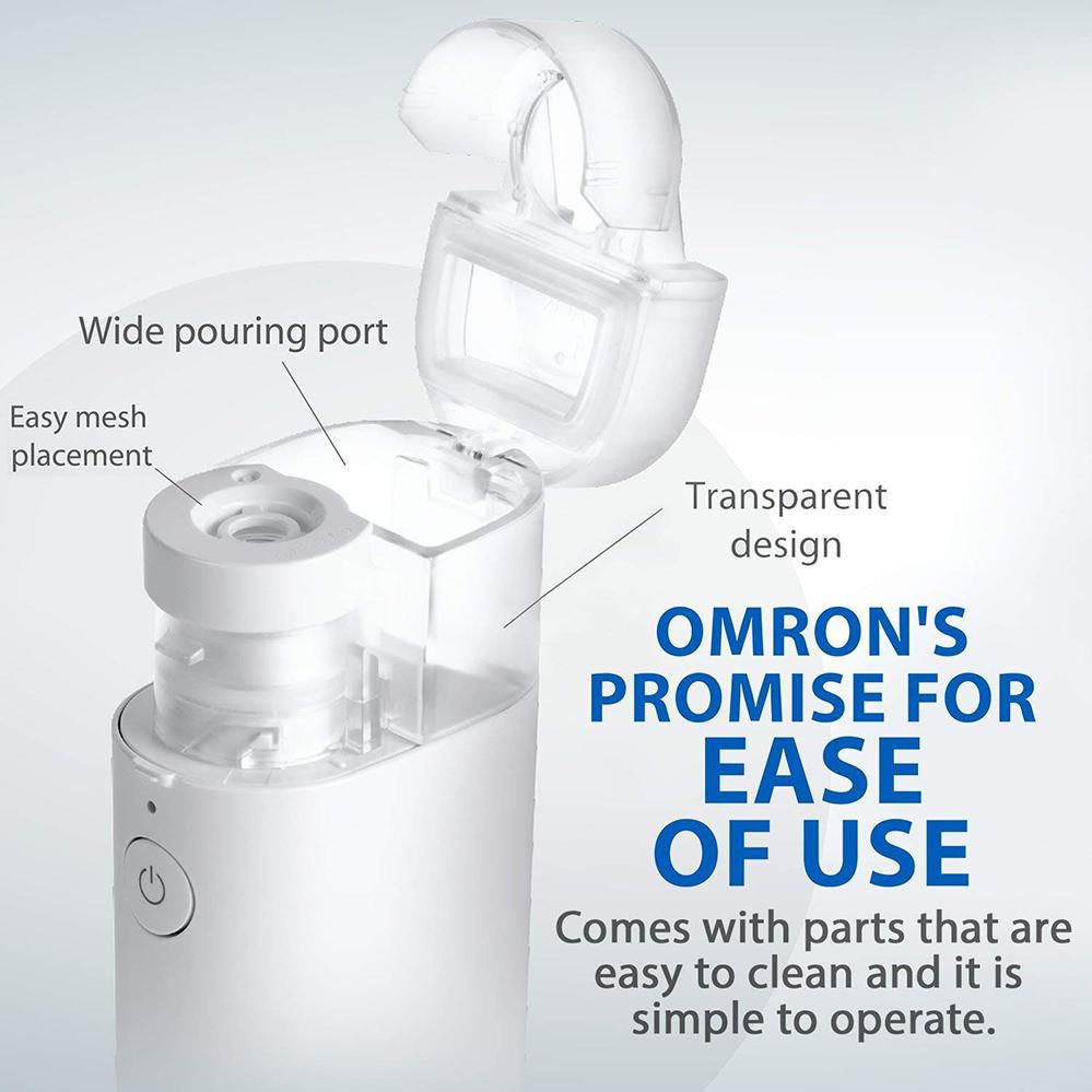 aparat-aerosoli-ultrasunete-OMRON-U100-usor-de-utilizat