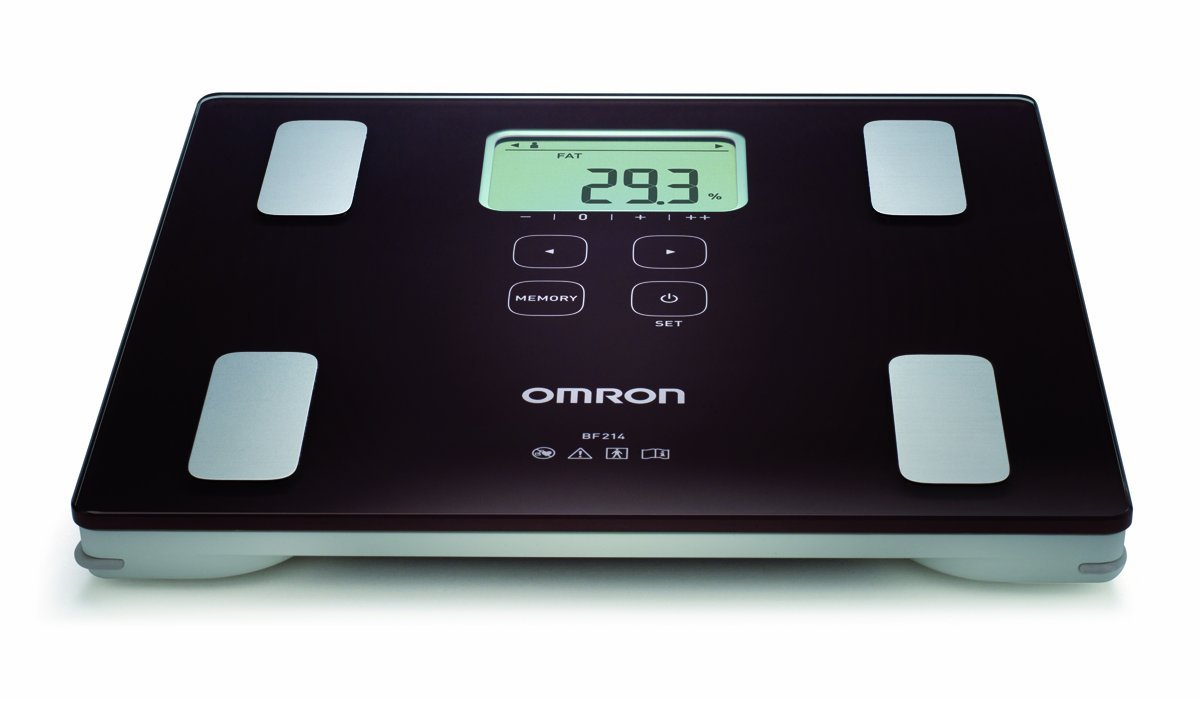 Cantar-analizor-corporal-Omron-BF214-body-fat