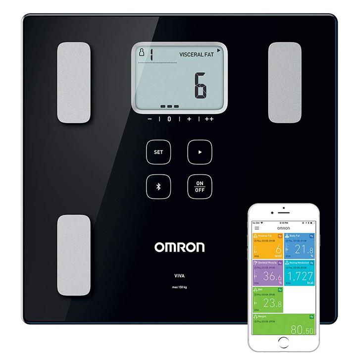 analizor-corporal-omron-viva-omron-connect