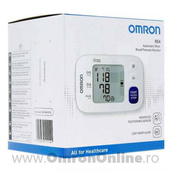 tensiometru-incheietura-OMRON-RS4-ambalaj