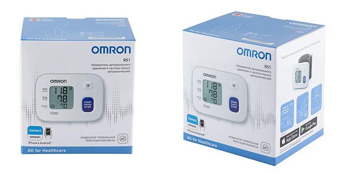 tensiometru-incheietura-OMRON-RS1-cutie