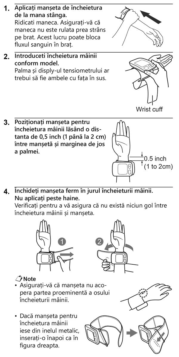 tensiometru-electronic-de-incheietura-OMRON-RS7-intelli-it-mod-utilizare
