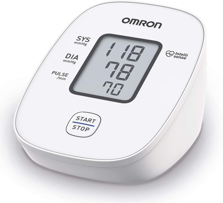 OMRON-X2-basic-tensiometru-digital-brat-linemed