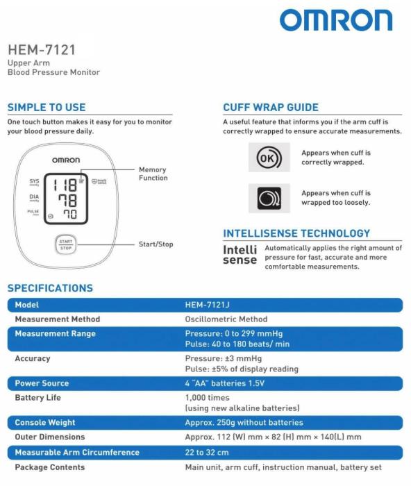 tensiometru-digital-brat-OMRON-X2-basic-prezentare