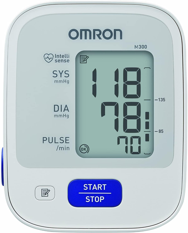 tensiometru-electronic-brat-Omron-M300-linemed-detaliu