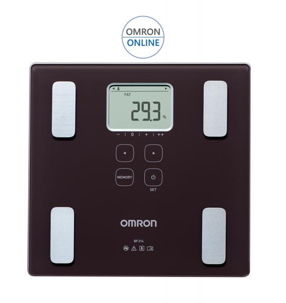 CANTAR SI ANALIZOR CORPORAL OMRON BF214 - BODY FAT MONITOR [0]