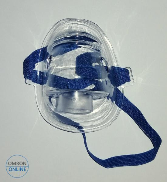 Masca de sugar (nou-nascut) din PVC pentru aparate de aerosoli Omron CompAIR [0]