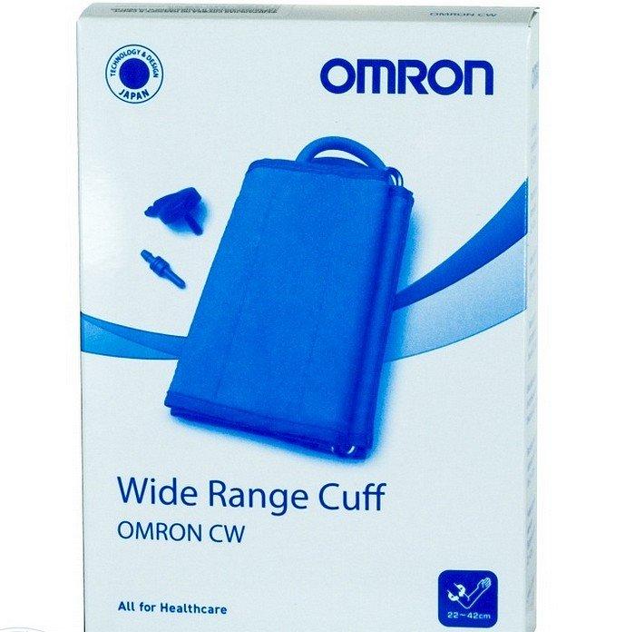 Manseta Omron Wide Cuff L (22-42 cm) HEM-RML30 pentru tensiometrele compatibile [3]