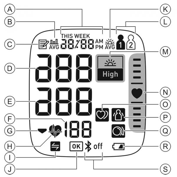 OMRON RS7 Intelli IT - Tensiometru de incheietura, silentios, transfer date Bluetooth, validat clinic [3]