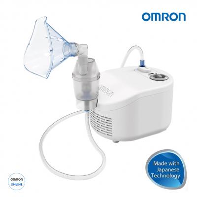 Aparat aerosoli Omron C101 Essential, cu compresor, fabricat in Italia [0]