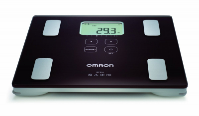 CANTAR SI ANALIZOR CORPORAL OMRON BF214 - BODY FAT MONITOR [2]