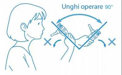 Kit accesorii pentru aerosol Omron A3 Complete (kit VVT, masti, piese nas + gura, furtun, fluturas) [1]