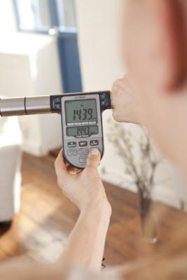 Analizor corporal si cantar electronic OMRON BF511 (Body Fat monitor), 3 ani garantie, analiza cu 8 SENZORI [4]