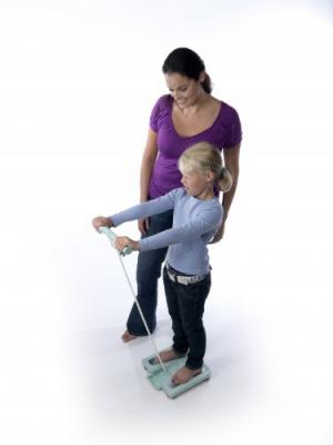 Analizor corporal si cantar electronic OMRON BF511 (Body Fat monitor), 3 ani garantie, analiza cu 8 SENZORI [6]