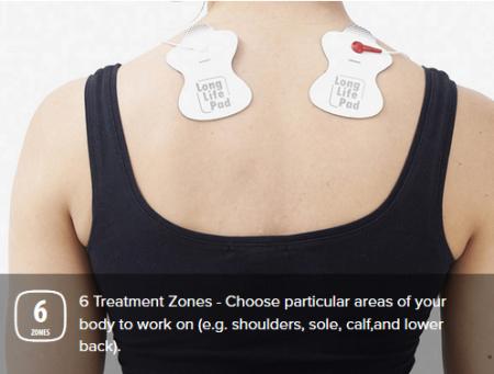Electrostimulator muscular Omron E3 Intense - Aparat pentru calmarea durerilor, 3 ani garantie [7]