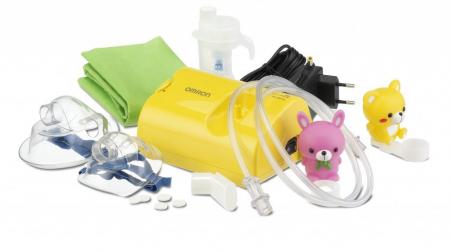 Aparat aerosoli cu compresor pentru copii OMRON CompAIR C801 KiD, cu masca de sugar inclusa [3]