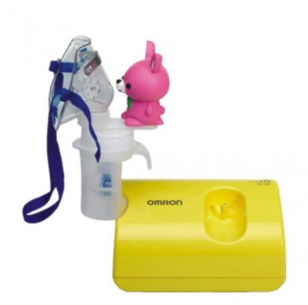 Aparat aerosoli cu compresor pentru copii OMRON CompAIR C801 KiD, cu masca de sugar inclusa [6]