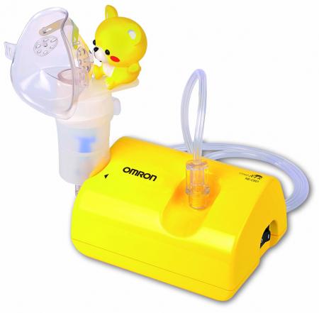 Aparat aerosoli cu compresor pentru copii OMRON CompAIR C801 KiD, cu masca de sugar inclusa [7]