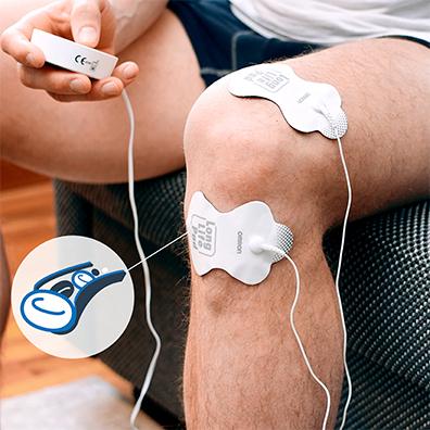 Omron PocketTens - Electrostimulator muscular (TENS) [4]