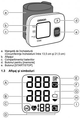 OMRON RS2 - Tensiometru de incheietura, validat clinic [4]