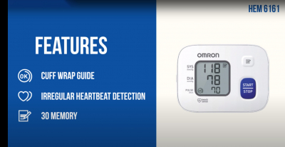 OMRON RS2 - Tensiometru de incheietura, validat clinic [1]