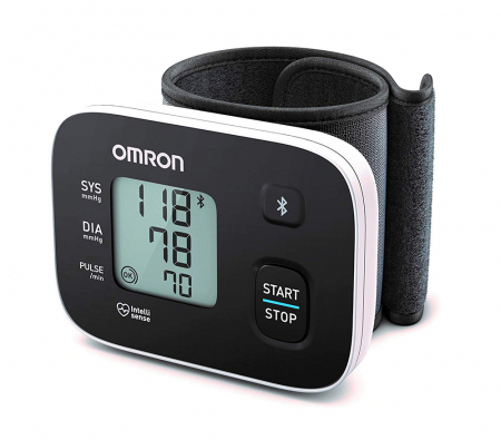 OMRON RS3 Intelli IT - Tensiometru de incheietura, transfer date Bluetooth, validat clinic [1]
