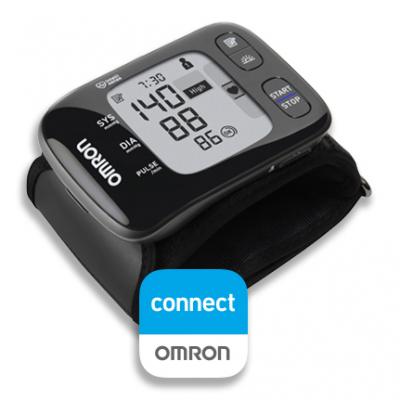 OMRON RS7 Intelli IT - Tensiometru de incheietura, silentios, transfer date Bluetooth, validat clinic [2]