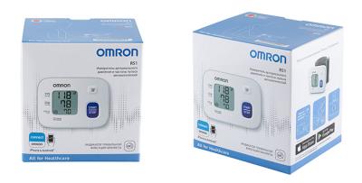OMRON RS1 - Tensiometru de incheietura, validat clinic (model nou) [5]
