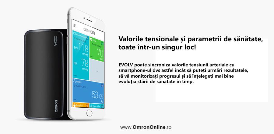 Omron-evolv-tensiometru-transfer-date