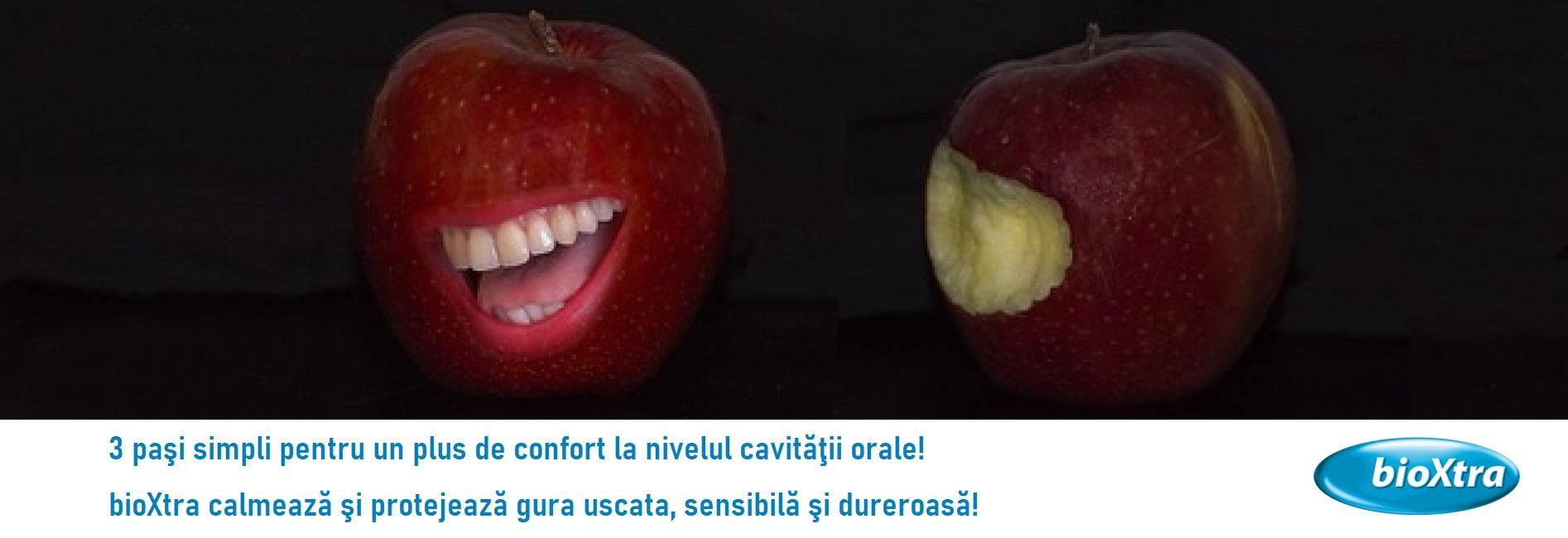 Pentru un plus de confort al cavitatii orale