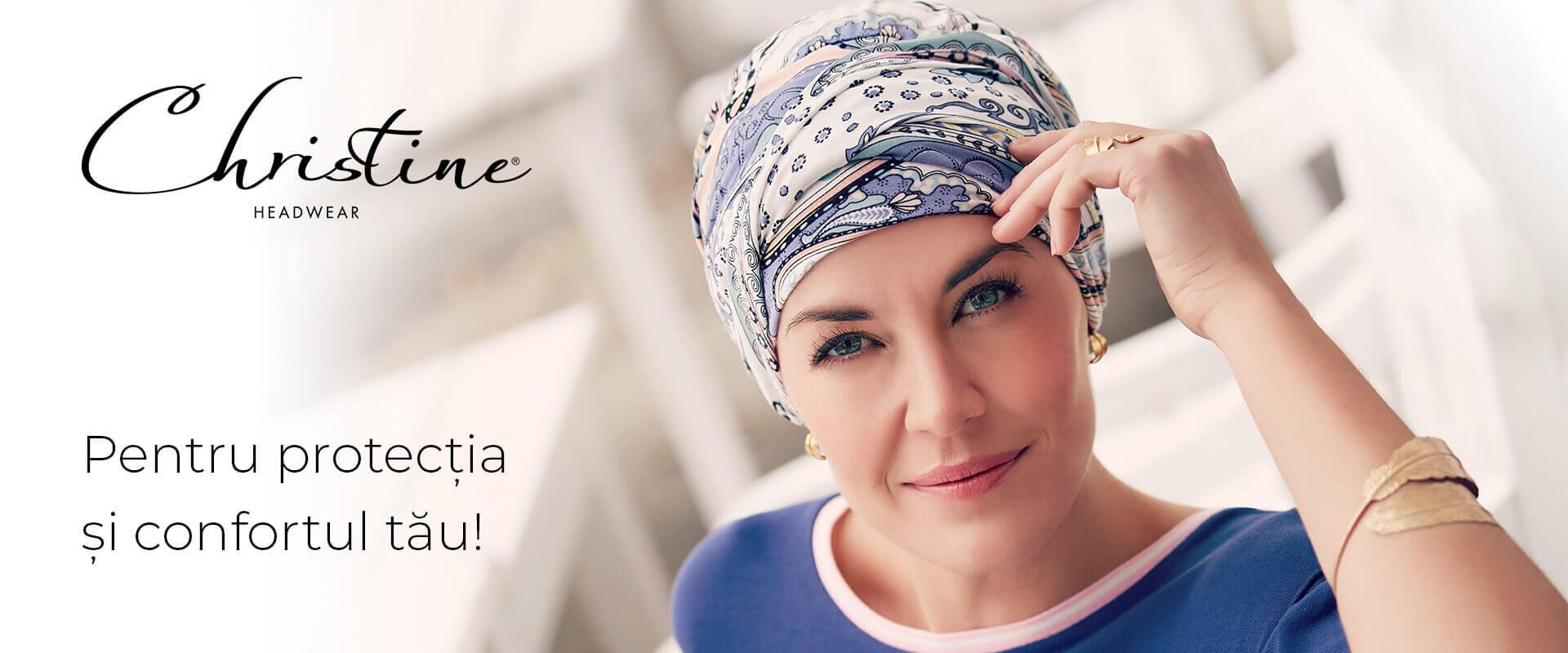 Confortabil si Elegant - Turbane Christine Headwear