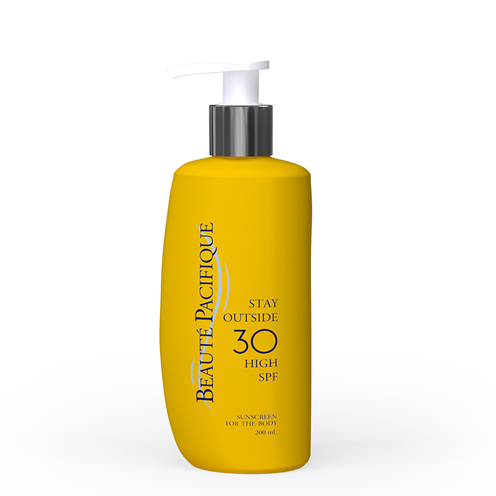 BEAUTÉ PACIFIQUE Crema Protectie solara pentru corp 30* HIGH SPF 0