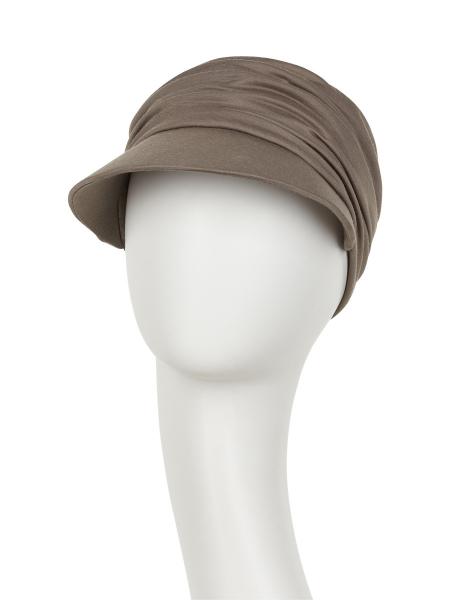 BB Bella turban, Dusty Brown - colectia Sun 1