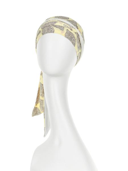 Beatrice turban Christine Headwear Onconect 1