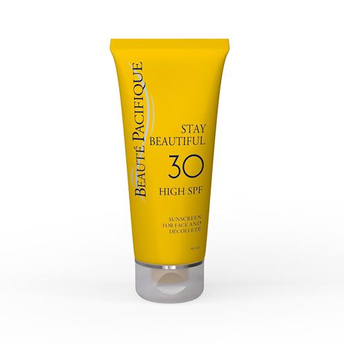 BEAUTÉ PACIFIQUE Crema Protectie solara pentru fata 30* HIGH SPF 0