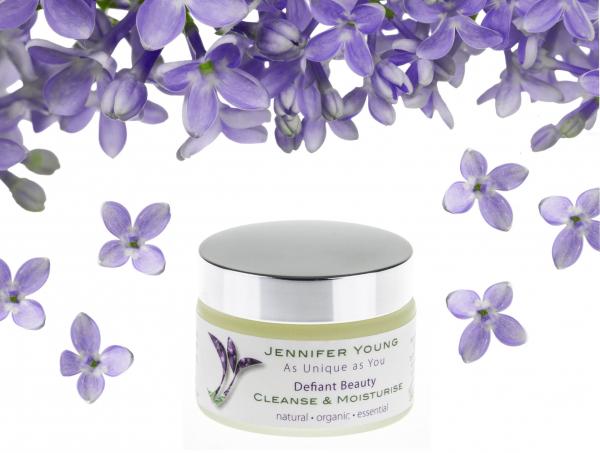 Defiant Beauty Balsam purificator si hidratant pentru fata 1