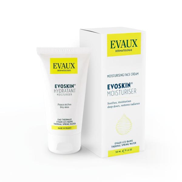 Evoskin pentru ten hidratat in tratamentele pentru cancer 0