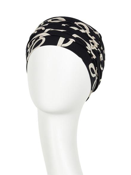 KARMA turban, Classic Bows, Christine Headwear, Onconect 1