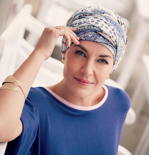 Karma turban Christine Headwear Onconect 0