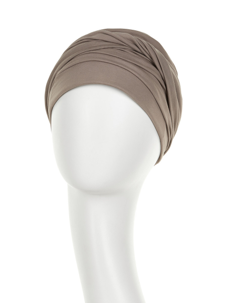 Mila Turban, Wild Dove, Christine Headwear 1