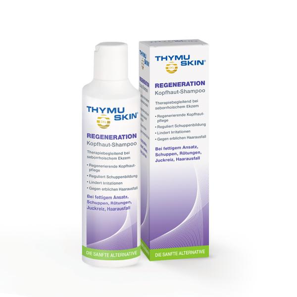 THYMUSKIN Sampon Regenerator pentru Scalp, matreata, iritatie si dermatita seboreica 0