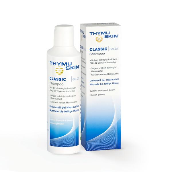 THYMUSKIN CLASSIC Sampon contra caderii parului, Utilizare regulata 0
