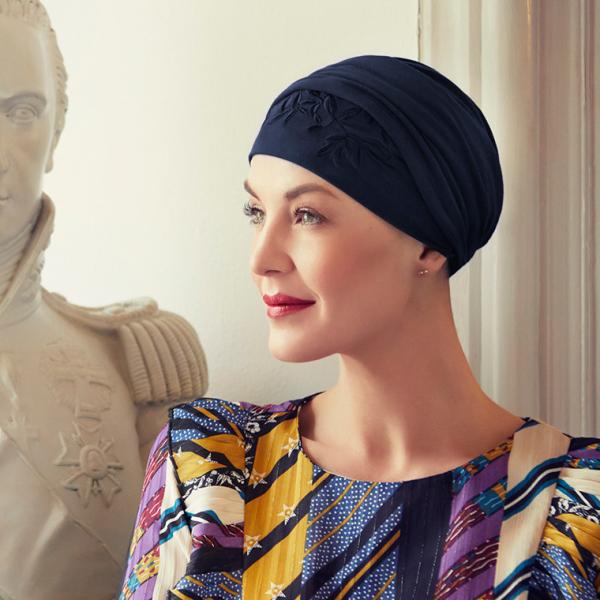 Shakti turban, Black Iris 0