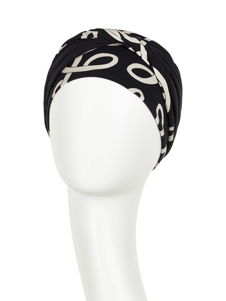 Shakti turban chimioterapie Christine Headwear 1