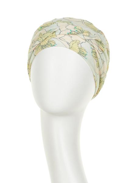 Shakti Blooming Season, Panza de In, Christine Headwear 1
