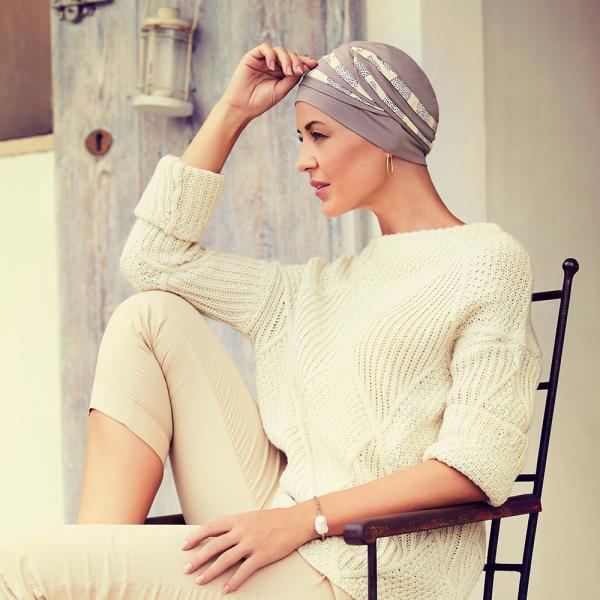 Shanti Turban Summer Lemons - Christine Headwear 0