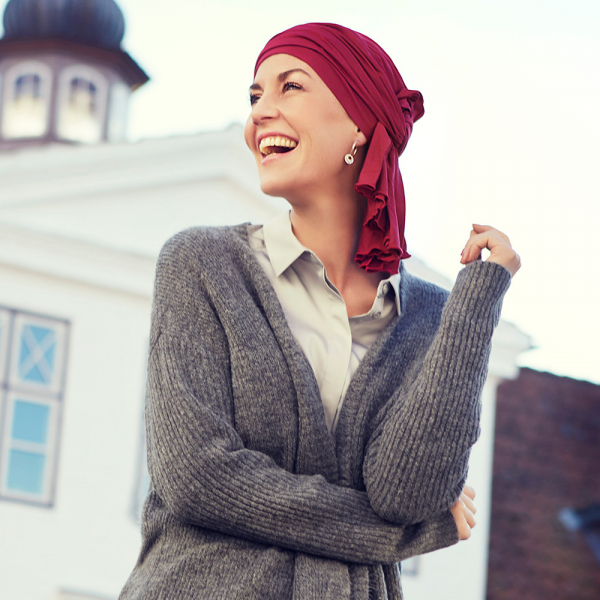 Tula turban, Red Bud, Christine Headwear 0